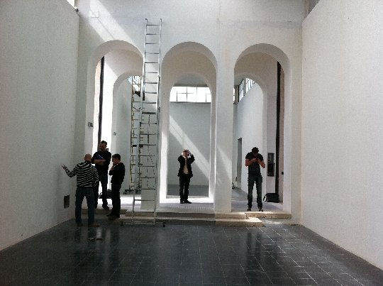Austrian Pavilion, March 2012 © Arno Ritter | 2/3