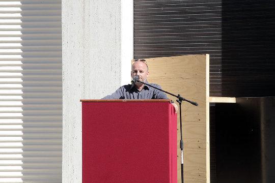 Opening of the Austrian Pavilion 2012 © Günter Wett   3/14
