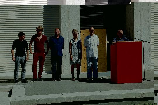 Opening of the Austrian Pavilion 2012 © Günter Wett   6/14