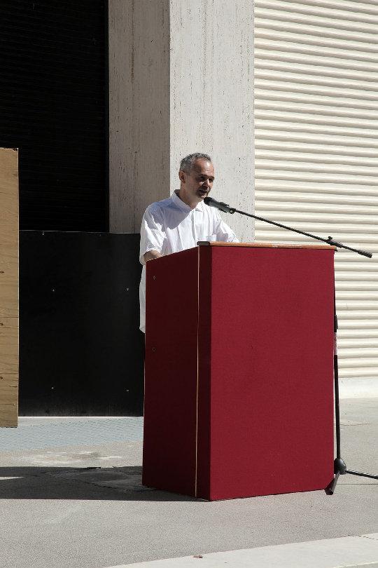 Opening of the Austrian Pavilion 2012 © Günter R. Wett | 1/1