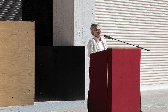 Opening of the Austrian Pavilion 2012 © Günter Wett   9/14